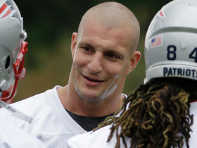 Rapoport: Expect Rob Gronkowski's likely extension to come before or by training camp