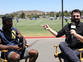 Watch: DDFP: Jared Goff Trivia with Brandin Cooks