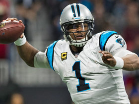 Watch: Willie McGinest: Panthers will have a 'top five' offense in the league this year