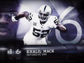 'Top 100 Players of 2018': Khalil Mack | No. 16