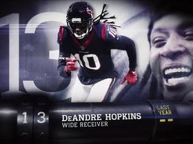 Watch: 'Top 100 Players of 2018': DeAndre Hopkins | No. 13