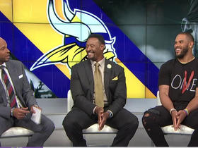 Watch: Anthony Barr joins 'NFL Total Access'