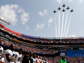 Watch: 'NFL Films': The art of the pre-game flyover
