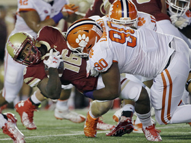 Watch: Dexter Lawrence highlights