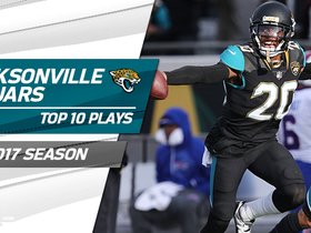 Watch: Top 10 Jaguars plays of 2017