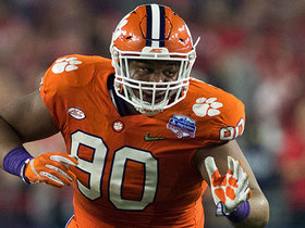 Watch: Daniel Jeremiah breaks down Dexter Lawrence's game