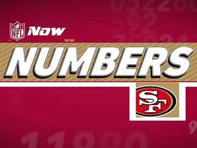 Watch: Seven 49ers stats you need to know heading into 2018