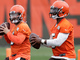 Watch: Baker or Tyrod: Which QB will end the season with more snaps?