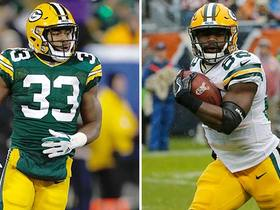 Watch: Bucky Brooks: Packers are at their best when running backs share the load