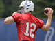 Watch: Andrew Luck is throwing to teammates at Stanford this week