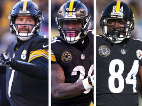 Watch: If this is their last season together, how will Steelers' 'Killer Bs' be remembered?