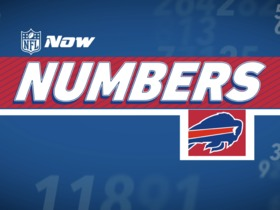 Watch: Seven Bills stats to know heading into 2018