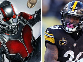 Watch: Kyle Brandt: Le'Veon Bell is 'Ant-Man' in Steelers' 'Avengers'
