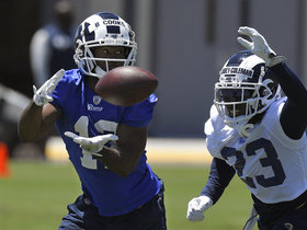 Watch: Burleson: Cooks has speed, route-running that you 'can't teach'