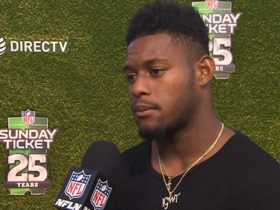 Watch: JuJu Smith-Schuster says Steelers 'need to pay' Le'Veon Bell