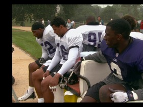 Watch: 'Hard Knocks': 2001 Baltimore Ravens | Episode 5