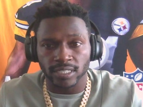 Watch: A.B.: Steelers must go all out in '18 because it 'could possibly be' Bell's last year with team