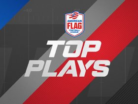 Watch: Top 10 plays from AFFL playoffs