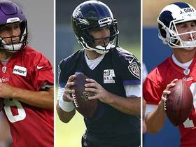 Watch: Which QB is under the most pressure in 2018?
