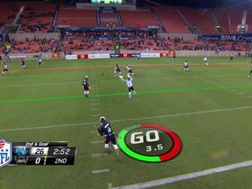 Watch: AFFL Ultimate Final: Godspeed's Seneca Wallace TD pass to Jason Avant