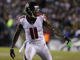 Watch: Kyle Brandt: Julio Jones will be a 'Falcon for life'