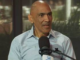 Watch: Tony Dungy: I feel bad for T.O. not attending the Hall of Fame enshrinment