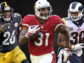Watch: Three players who could reset the contract market for NFL RBs