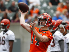 Watch: Schrager: Bengals will be relevant in AFC North, may win 10 or 11 games