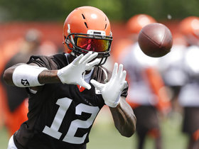 Watch: Mary Kay Cabot: Josh Gordon working to get back on track in his recovery