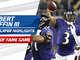 Watch: Every Robert Griffin III touch | Hall of Fame Game
