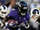 Watch: Alex Collins rushes for a 23-yard gain