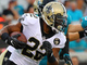 Watch: Mark Ingram bullies his way into end zone for two-yard touchdown
