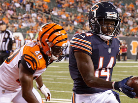 Watch: DeMarcus Ayers rushes 3 yards into the end zone for the Bears' first lead