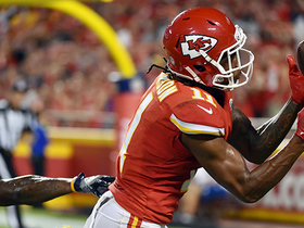Watch: Henne pinpoints Robinson for Chiefs' first preseason TD