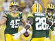 Watch: Akrum Wadley fumbles, Vince Biegel recovers for Packers