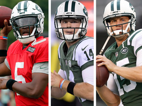Watch: Who will be the Jets' starting QB Week 1?