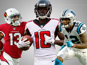 Watch: Move the Sticks: Top 3 rookie wide receivers in 2018