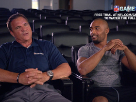 Watch: Allen Iverson's Influence on Doug Baldwin | Game Pass Film Session