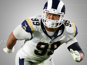 Watch: Game Theory: What the Rams miss without Aaron Donald