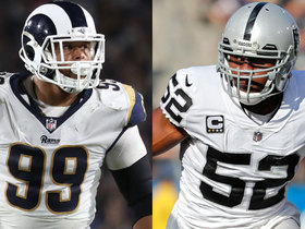 Watch: Who should get paid first: Aaron Donald or Khalil Mack?