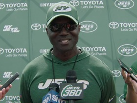 Watch: Todd Bowles: Terrelle Pryor 'should keep his mouth shut and leave the injuries to me'