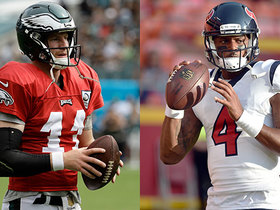 Watch: Which team will have a better 2018 season: Eagles or Texans?