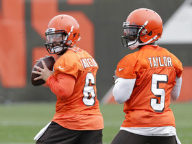 Watch: Pelissero: Browns are committed to handling QB situation the 'right way'