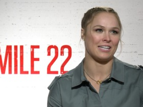 Watch: DDFP: Sideline Spaghetti sits down with Ronda Rousey