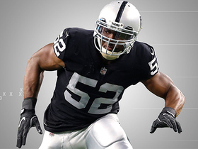 Watch: Game Theory: Khalil Mack's true value to the Raiders
