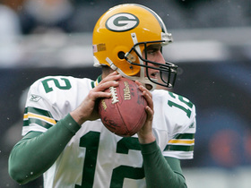 Watch: Aaron Rodgers' first ever preseason touchdown drive