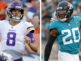 Watch: Who will be more dominant in 2018: Jaguars defense or Vikings offense?