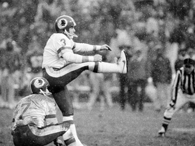 Watch: TBT: The kicker who won MVP