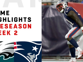 Watch: Eagles vs. Patriots highlights | Preseason Week 2