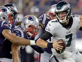Watch: Burleson: Nate Sudfeld could be the Eagles starting QB Week 1